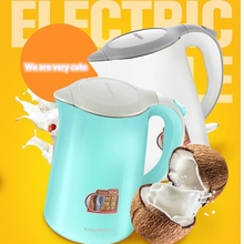 free shipping KAMJOVE High power Heat preservation electric teapot automatic power off 304 stainless steel electric kettle