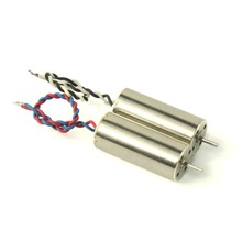 1S 3 7V 8520 8 5x20mm Mini Coreless Brush Motor CW CCW for DIY Tiny QX90