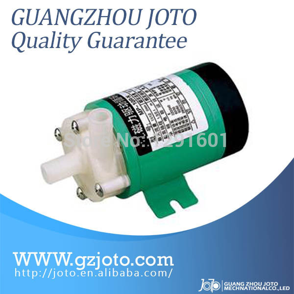 MP-30R MP Plastic Magnetic Drive Pump Acid Resistance Magnetic Centrifugal Pump Transport Waste Liquid high head mp 30rzm interface thread 13mm acid magnetic drived pump food grade water pump