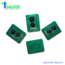 цена на New EUR Version toner reset chip for oki c712 cartridge chips 46507613 46507614 46507615 46507616