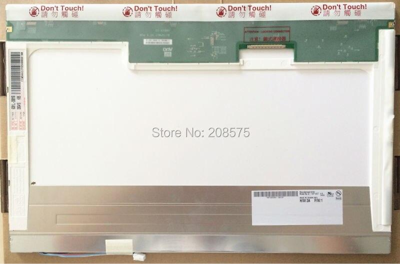 Free Shipping B170PW07 V.0 B170PW02 LP171WP7 TL A1 LTN170X3-L01 N170C3-L01 WXGA+(1440x900) 2 CCFL Laptop LCD SCREEN PANEL NEW цена 2017
