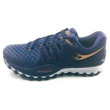 Saucony xodus 2 человек-кроссовки синтетический синий-trail кроссовки, человек спортивные