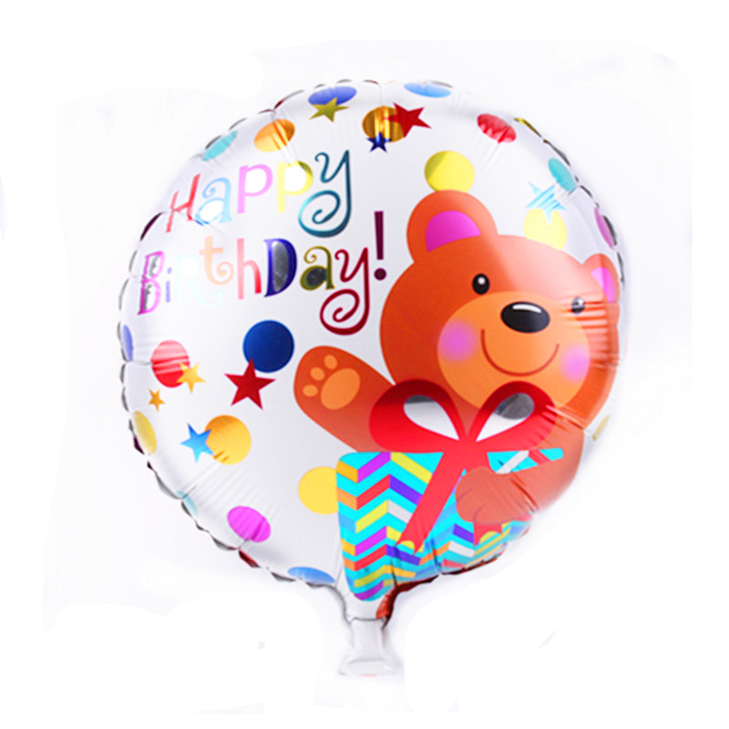 Aluminum Balloons Birthday Party Balloons A-028 Bracing Up The Whole System And Strengthening It Event & Party Enthusiastic Xxpwj 1pcs Free Shipping New Childrens Toys
