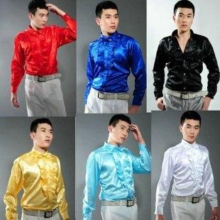2017 Männlichen Kostüm Shirt Paillette Männlichen Kostüm Formelle Kleidung Kleidung Die Hochzeit Kleid Sängerin Kleidung 39-44