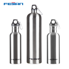 Feijian Sport Stainless Steel Water Bottle Large capacity Portable Wid