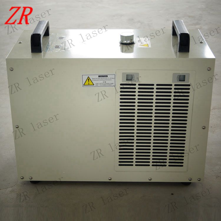 CW3000 Industrial Chiller for Water Cooling 60/80/100W CO2 CNC Laser Tube 220V 50Hz ZuRong цена