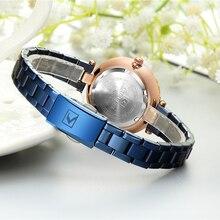 Luxury Metal Bracelet Wristwatch Classy Fashion