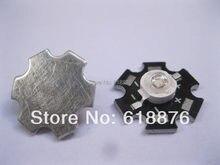100 шт., 1 Вт, 3 Вт, ярко-синий светодиодный излучатель высокой мощности, мА,-нм, с 20 мм светодиодным чипом Star 3 Вт, 3 Вт, светодиодный чип Королевск...