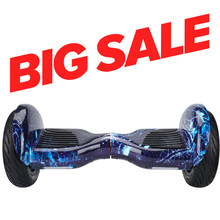 Big Sale iScooter 10inch Hoverboard Two Wheel Hover-board(China)