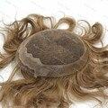 Волосы Человек Парик Прямо Стиль Блондинка Короткие Длины 8.25x6.25 Купить Brazilianhair Наличии H060
