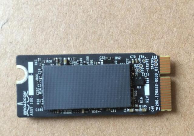 Wi-fi 802.11ac com Bluetooth 4.0 Cartão Aeroporto BCM943602CS Para A1425 A1502 A1398 Cartão WI-FI