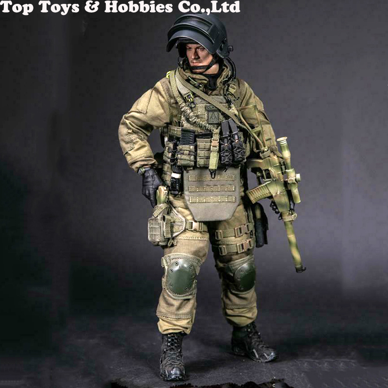 full set soldier doll For Collection  DAMTOYS 78059 1/6th 8th Anniversary Edition RUSSIAN SPETSNAZ MVD SOBR LYNX Toy