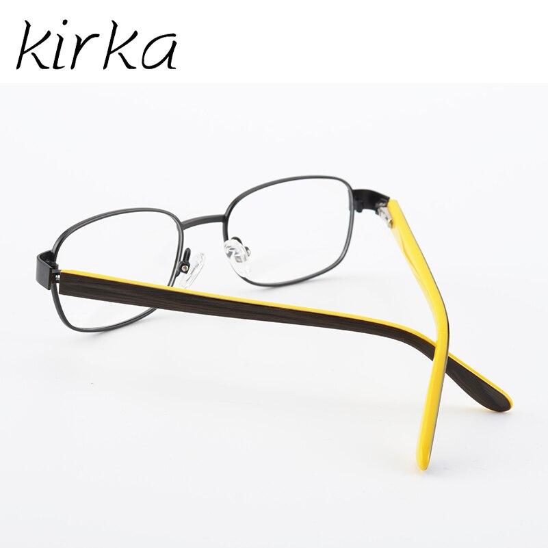 Kirka Metall Edelstahl Kinder Brillen Rahmen Jungen und Mädchen ...