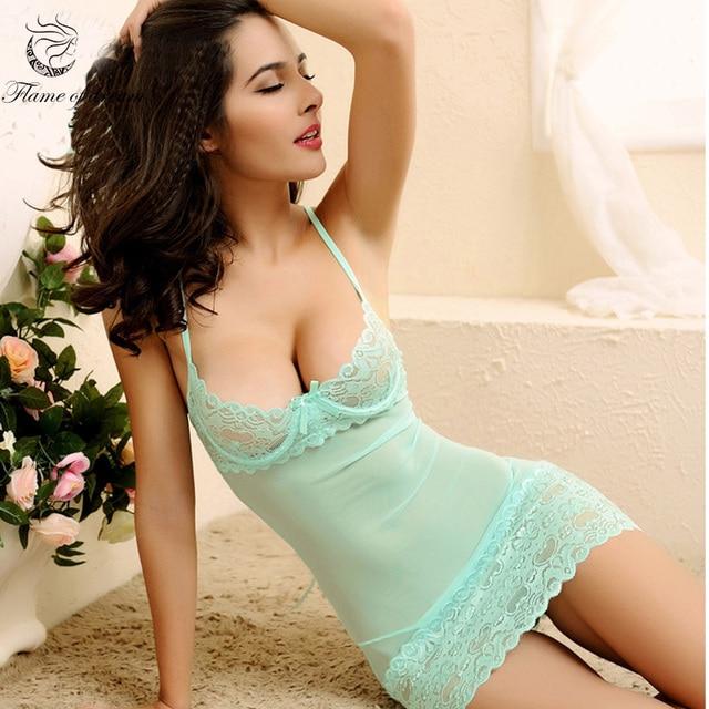 a6b99af99 Las mujeres camisón de las mujeres ropa de dormir sexy ropa de dormir para  mujeres Lencería