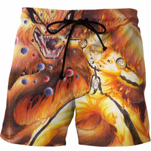 3D Print Summer Beach Shorts