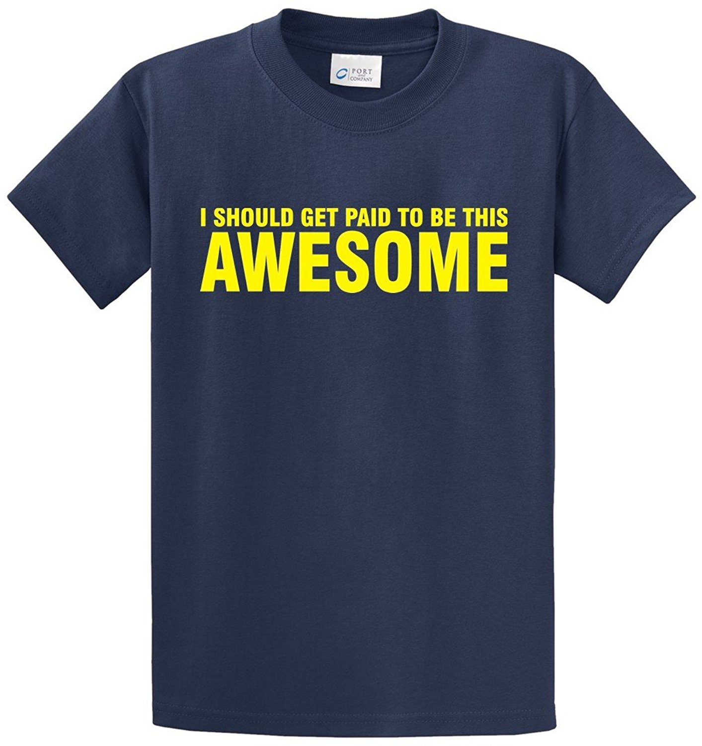 Design t shirt and get paid - Meil T Shirts For Men Online Shopping Paid To Be Awesome Printed Tee Shirt