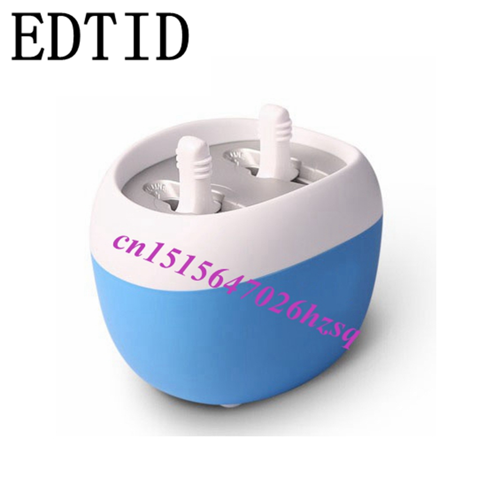 EDTID ice lolly machine Home ice cream machine Automatic Fruit Popsicle machine Not plugged washable easy operation good feedback high quality machine for popsicle ice lolly machine