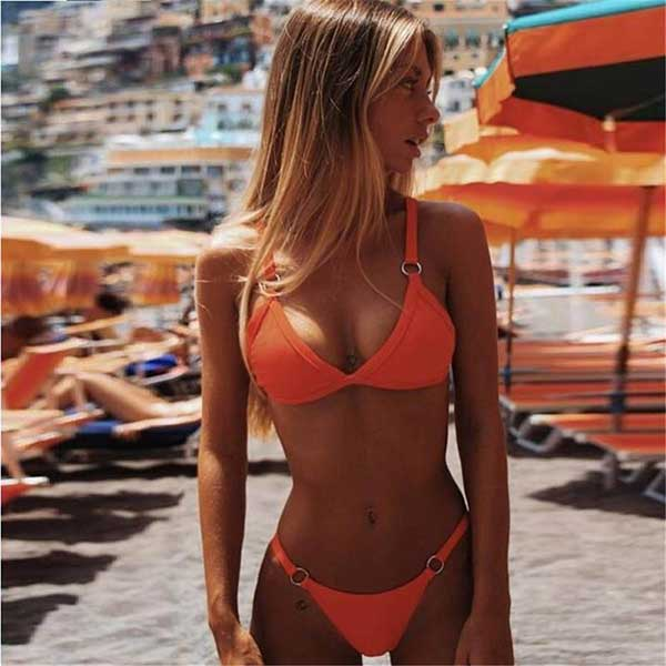 black bikini push up micro brazilian bikini set 2019 sexy swimsuit women solid swimwear high cut bathing suit female beach wear