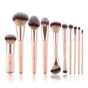 Image 5 - BBL 1 Piece Small Blend Smudge Eyeshadow Brush Precision Smoky Eye Shadow Shading Professional Makeup Brush Brochas Maquillaje