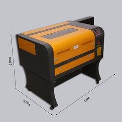 Darmowa wysyłka do ue 4060 50w 60w 80w 100w wycinarka laserowa CO2 laserowa maszyna grawerująca do drewna akrylowe gumowe