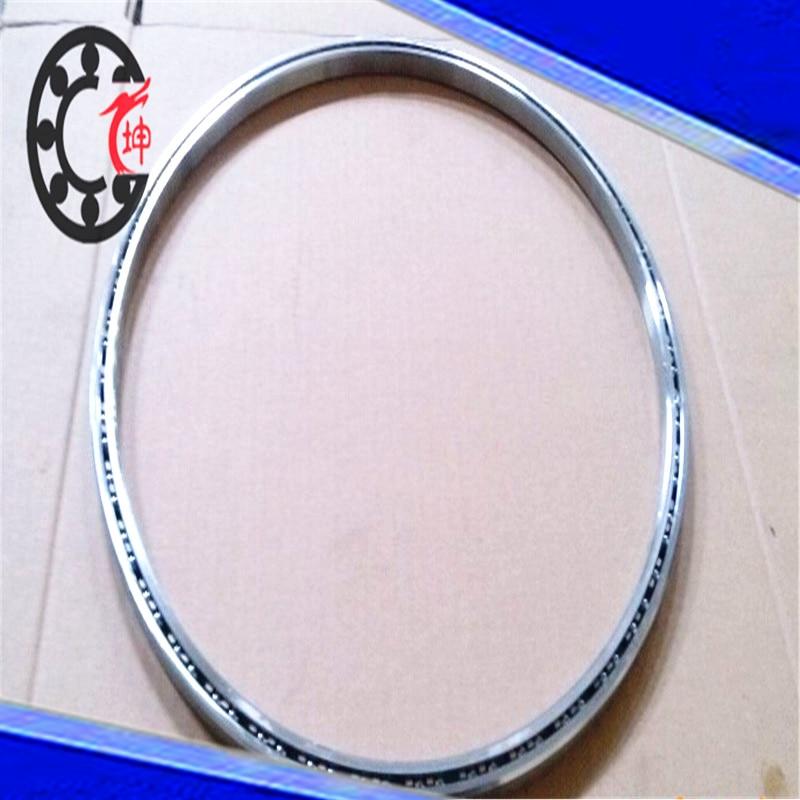 Kb060ar0/kb060cp0/kb060xp0 Silm Thin-section Bearings (6x6.625x0.3125 In)(152.4x168.275x7.9375 Mm) Angular Contact Bearing Hk kb140ar0 kb140cp0 kb140xp0 thin section bearings 14x14 625x0 3125 in 355 6x371 475x7 9375 mm hk provide robotic bearings