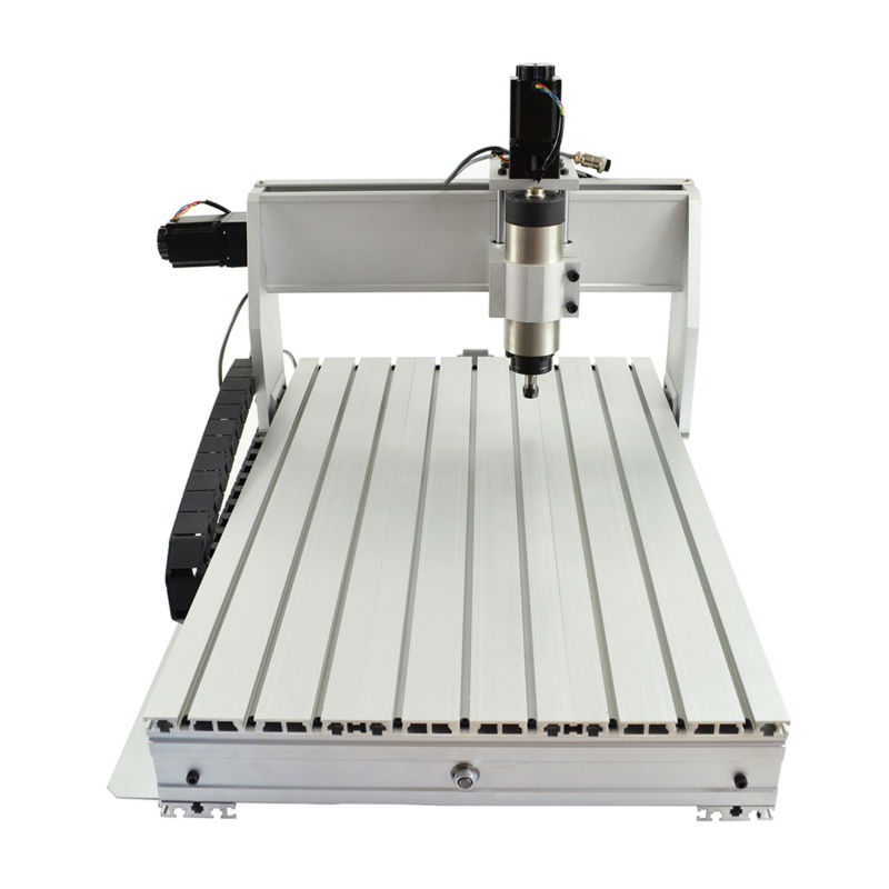 TOP CNC Router Engraver Milling Machine Engraving Drilling 3 Axis 6040 Desktop cnc 5axis a aixs rotary axis t chuck type for cnc router cnc milling machine best quality