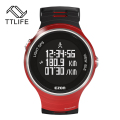 TTLIFE New Brand G1A05 Multifunctional Sport Running Bluetooth 4.0 Smart GPS Wristwatch Sport Intelligent Watch