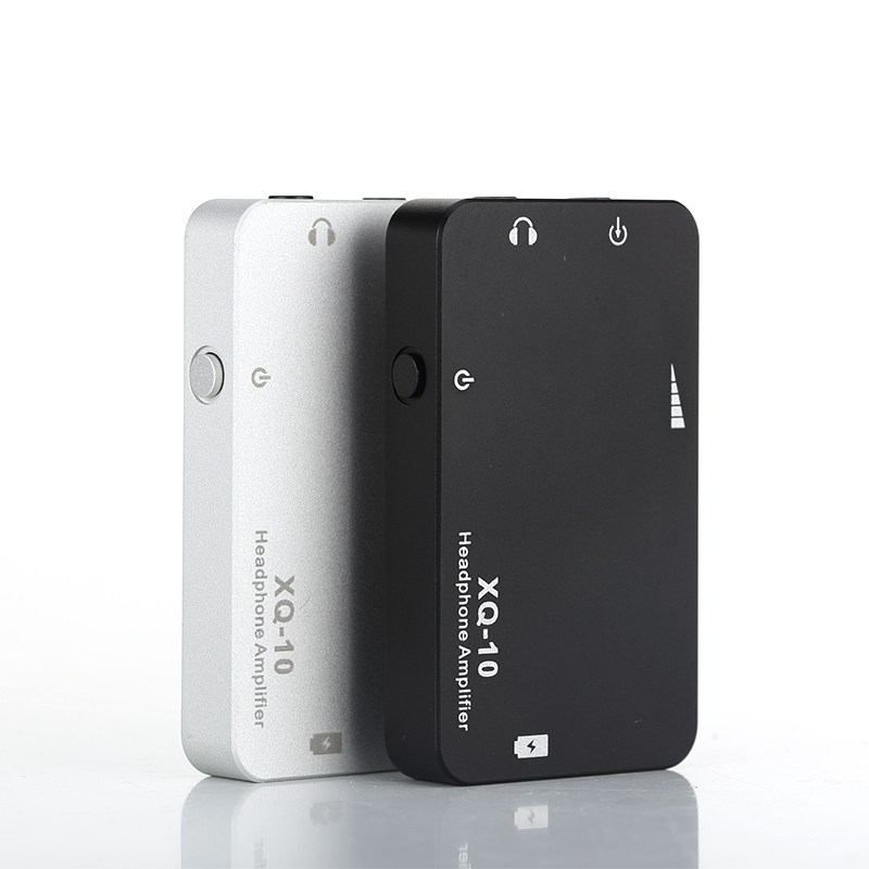 XDUOO XQ-10 XQ 10 Mini Portable Earphone Amplifier Headphone AMP Playback time 20 hours