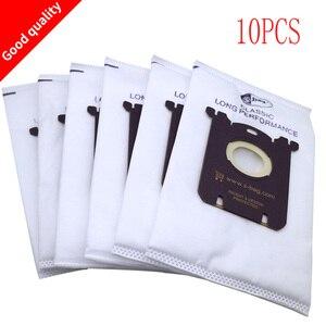 Image 1 - 10 قطعة كيس لجميع الغبار مكنسة كهربائية حقيبة ل فيليبس الكترولوكس FC8412 FC8420 HR8354 HR8360 FC8600 FC8438 FC8439 FC8613 FC8614