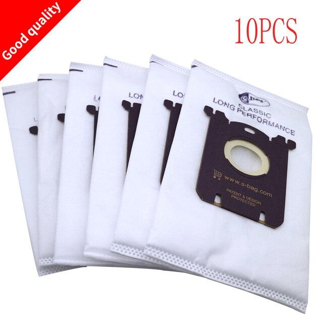 10 قطعة كيس لجميع الغبار مكنسة كهربائية حقيبة ل فيليبس الكترولوكس FC8412 FC8420 HR8354 HR8360 FC8600 FC8438 FC8439 FC8613 FC8614