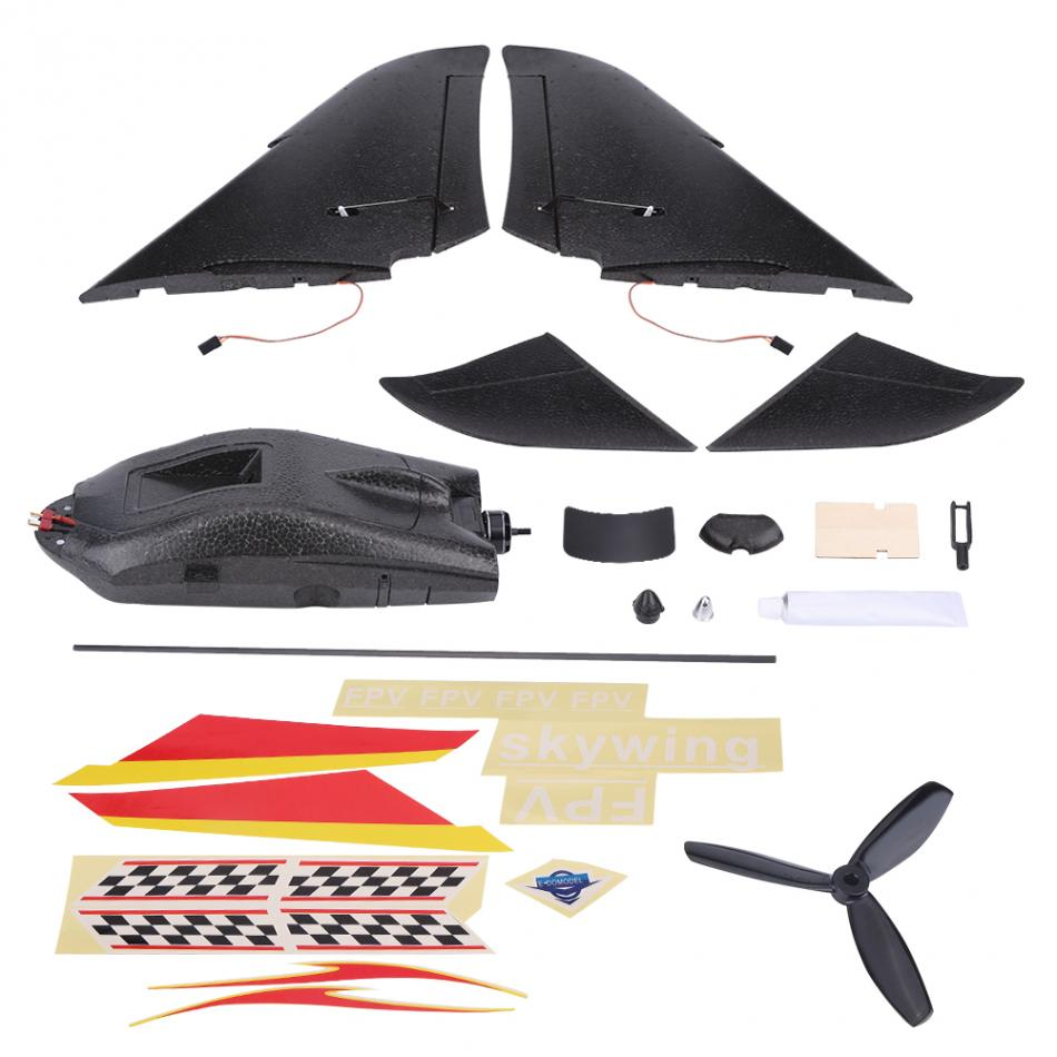 High Quality RC Part 680mm Wing EPP FPV Frame for RC Racing Drone Quadcopter Airplane PNP Version
