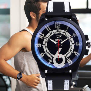 2019 Zhou Lianfa Watches Men Leban Winner Quarter-show Wild Temperament Student Watch Quartz Wristwatches saat Reloj Hombre hour