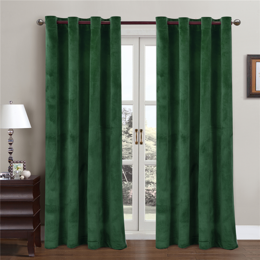 Huayin Velvet Linen Curtains Tulle Window Curtain For: Popular Velvet Window Curtains-Buy Cheap Velvet Window