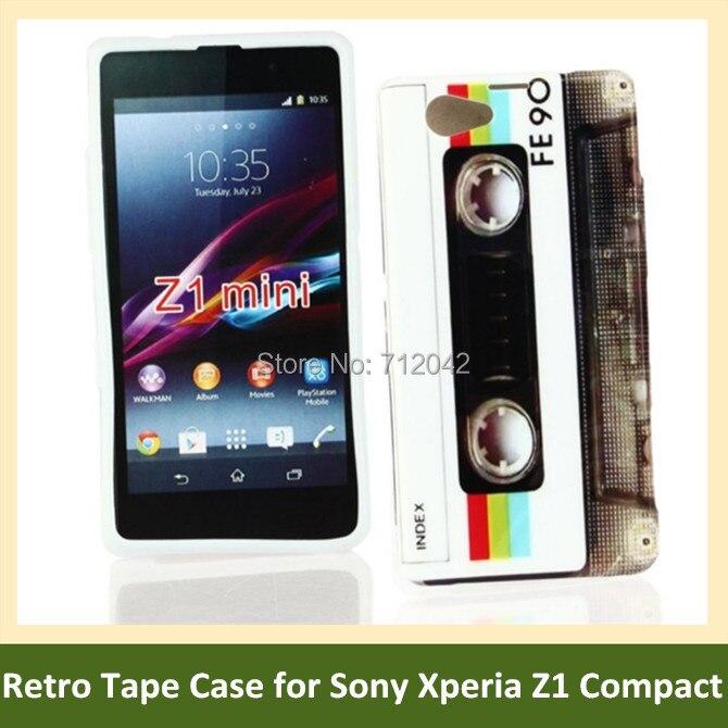 OEEKOI Retro Cassette Tape Camera Print Soft TPU Cover Phone Case - Reservdelar och tillbehör för mobiltelefoner - Foto 1