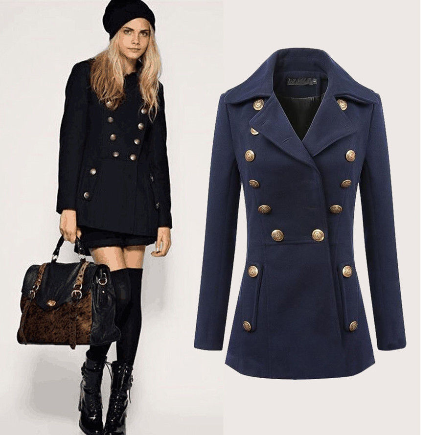 Elegant coats for women