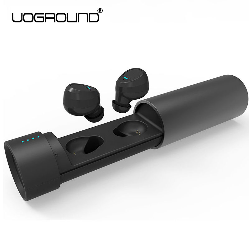 New ES62 TWS Wireless Earphones Sport Bluetooth Earbuds HD Stereo Music Invisible Headsets For iPhone Android with charging box