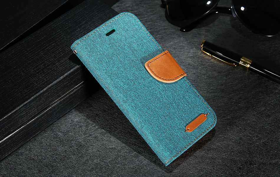 DOEES Luxury Stand Wallet Flip Cases For iPhone 6 6S Plus 7 5 5S SE Fashion Card Slot Leather Cover For iPhone 7 6 5 S With LOGO (14)