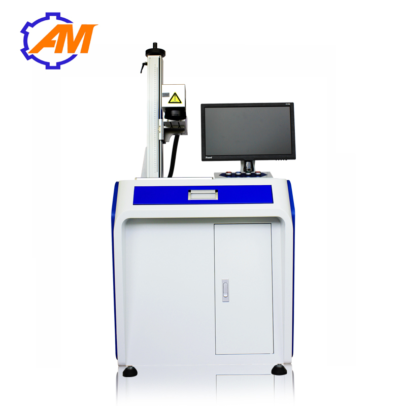 Newest Low cost CNC fiber laser source Optical fiber laser marking machine