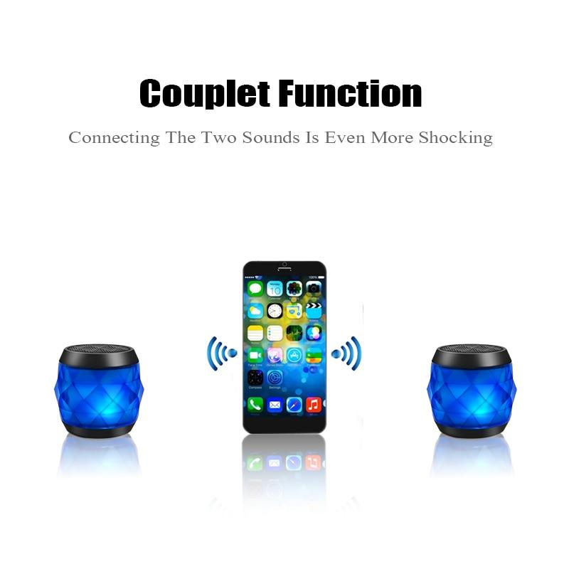 20W*2 Wireless Bluetooth Speaker Waterproof Outdoor Super Bass Stereo 6D USB New
