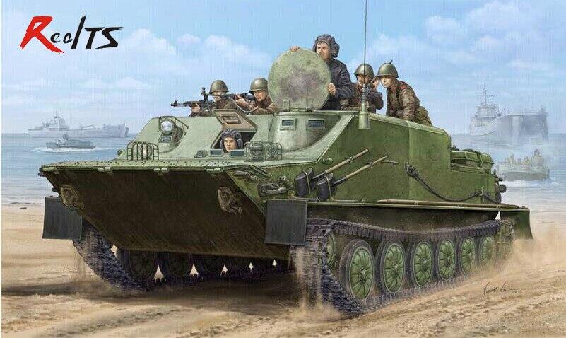 RealTS Trumpeter 01582 1/35 Russian BTR-50PK APC