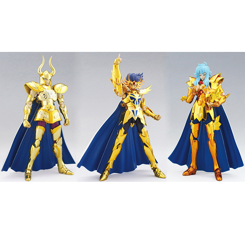 Model EX2.0 Saint Seiya Capricornus Cancer Pisces Aphrodite Myth Cloth Gold Action Figure Doll Collectible Gifts Toy For Kids model fans in stockfreeshipping lc model saint saiya cloth myth ex 2 0 pisces aphrodite action figure