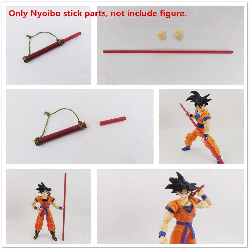 Nyoibo stick parts for Bandai Dragon Ball SHF Son Goku Gohan Goten models