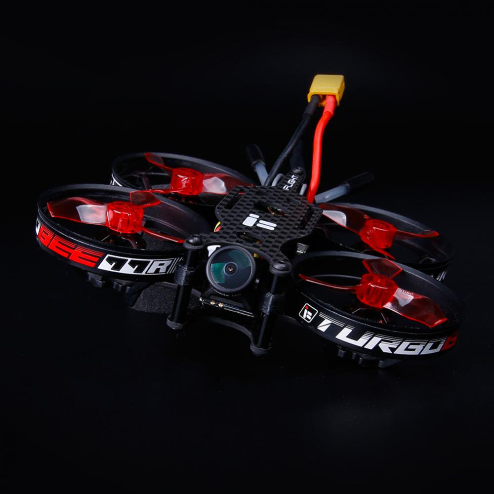 Image 4 - iFlight TurboBee 77R 2 4S FPV Racing Whoop RC Drone SucceX Micro F4 12A 200mW Turbo Eos2 PNP BNF-in Parts & Accessories from Toys & Hobbies