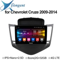 for Chevrolet Cruze 2009 2010 2011 2013 2014 car Android Stereo Audio dvd gps Navigator Intelligent Auto Radio Computer Smart PC