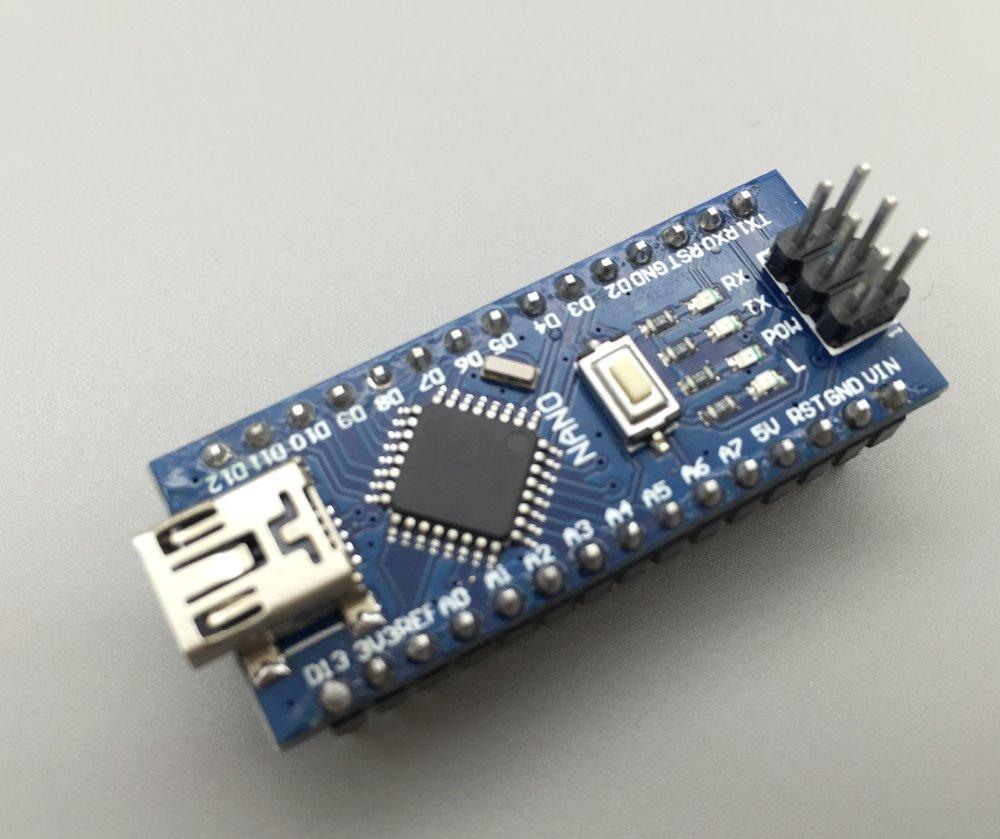 1PCS Nano 3 0 Controller Compatible With Nano CH340 USB Driver NO CABLE NANO V3 0