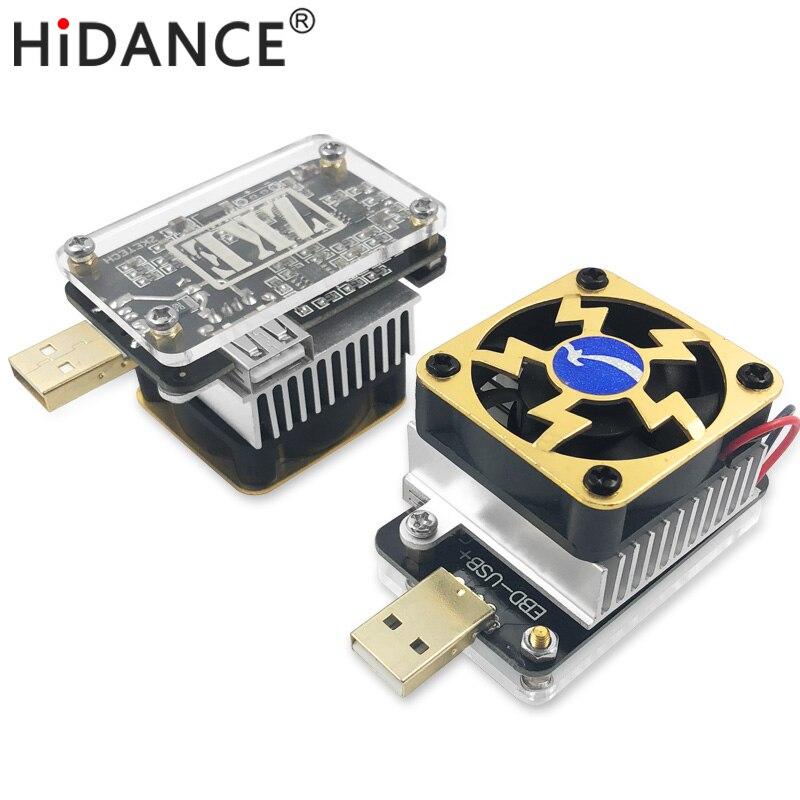 Computer-software USB tester DC Last widerstand QC2.0/3,0 MTK-PE Trigger Spannung Strom-monitor Batterie Kapazität