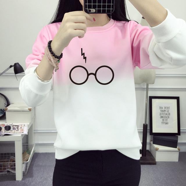 Harry Potter Gradient Sweatshirt (3 Colors)
