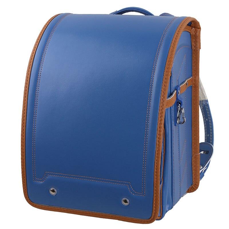 1cfb8aec5de4 Бренд 1-3 класс ортопедические школьная сумка для мальчиков Randoseru дети  Начальная школа рюкзак Mochila
