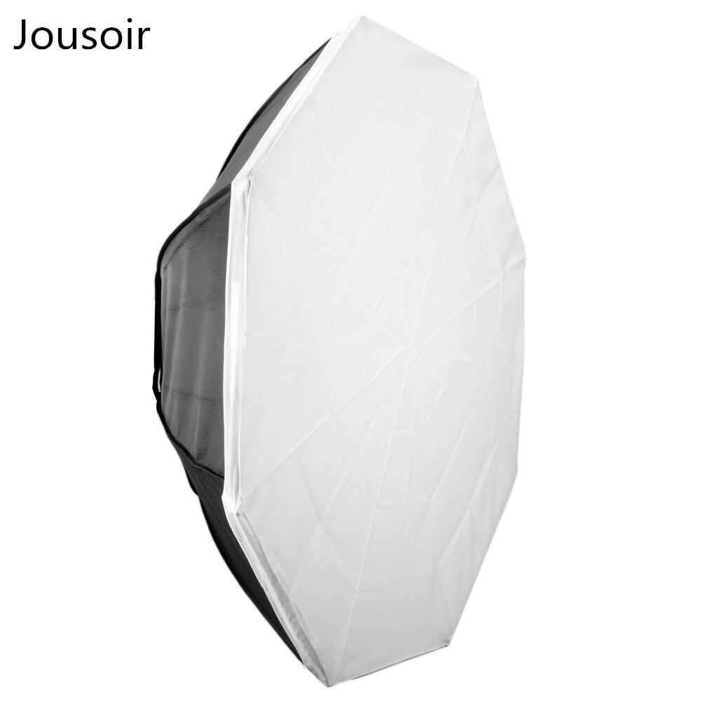 GODOX 120 cm Flash octogone Studio Photo lumière boîte souple Softbox avec monture Bowens CD50