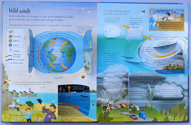 Colorful Weather and Climate Book for Children
